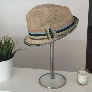 Men's Penguin hemp fedora hat size M/L